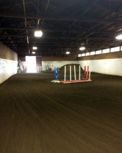 Indoor-Arena